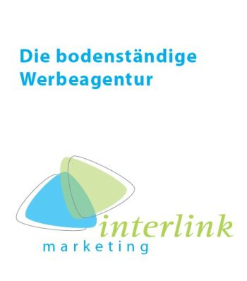 bodenständige Werbeagentur interlink marketing