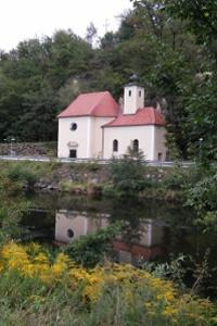 Landschaft an der Donau