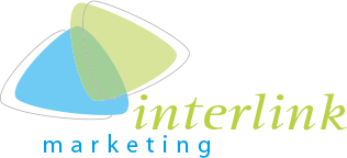 Logo interlink marketing