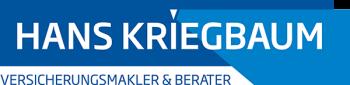 Logo Hans Kriegbaum, Versicherungsmakler