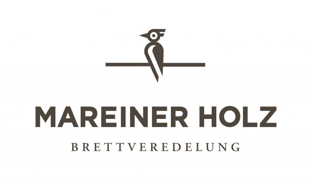 Logo Mareiner Holz, Brettveredelung, Paneelen