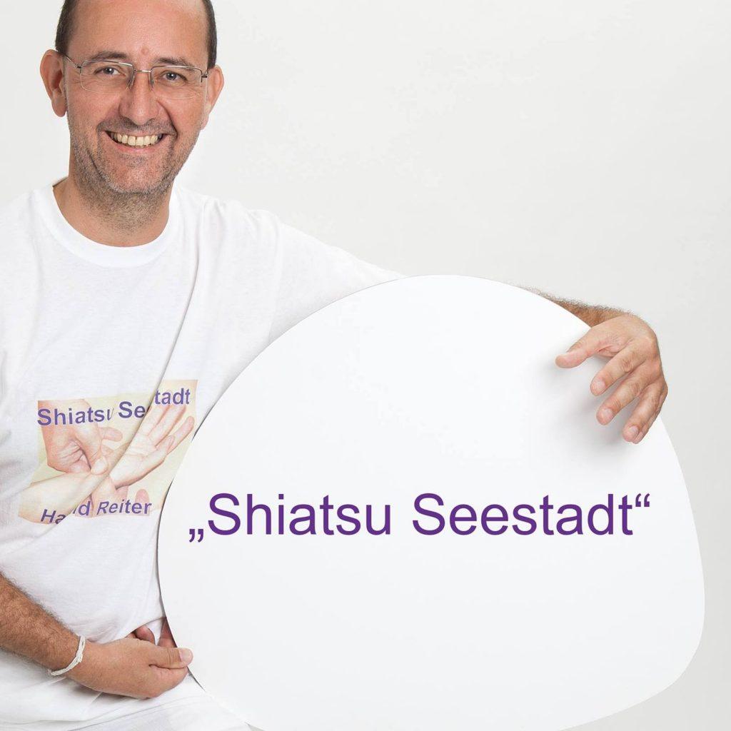 Shiatsu Seestadt, Harald Reiter