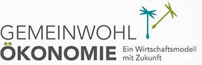 Logo GWÖ, Gemeinwohlökonomie