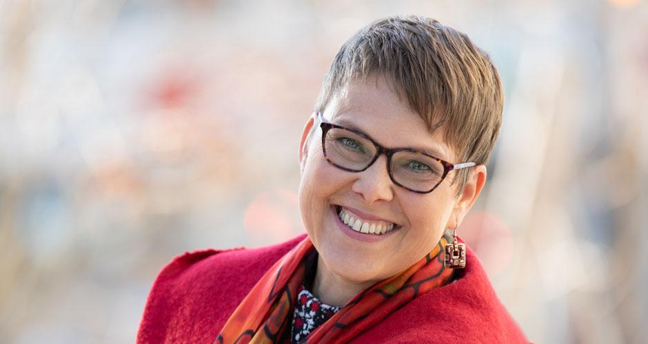 Mag. Anna Oladejo, Inhaberin Werbeagentur