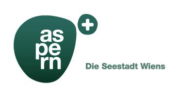 Logo aspern Seestadt Gewerbe, Business-Standort