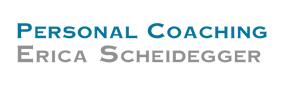 Logo Erica Scheidegger, Coach in Basel